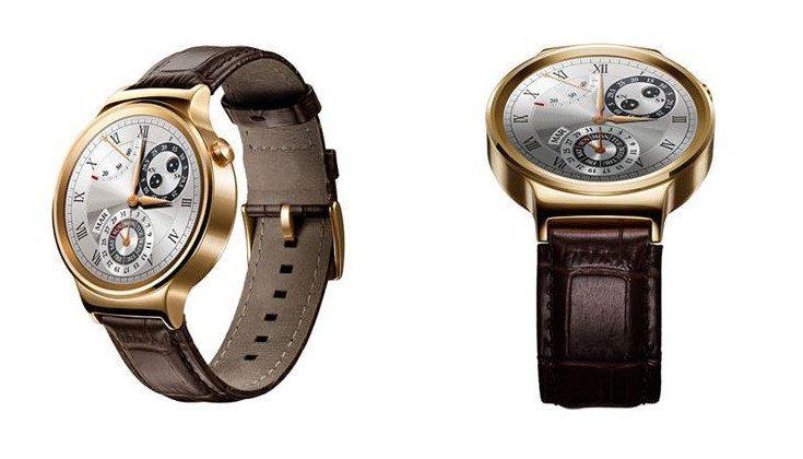 huawei watch release