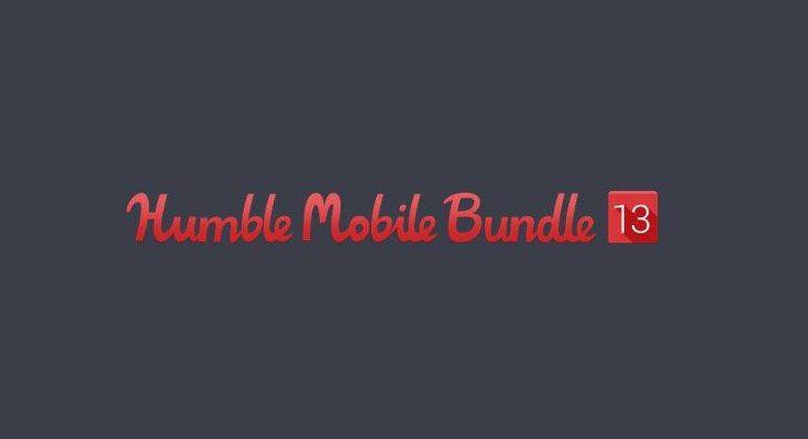 humble bundle 13