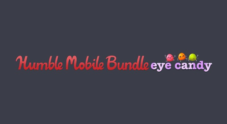 Humble Mobile Eye Candy Bundle arrives with a pack of Trippy Android games