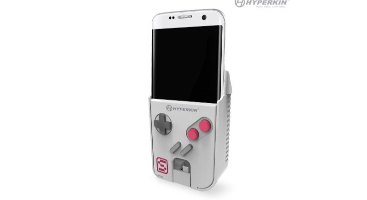 The Hyperkin Smart Boy can transform your handset into a Game Boy