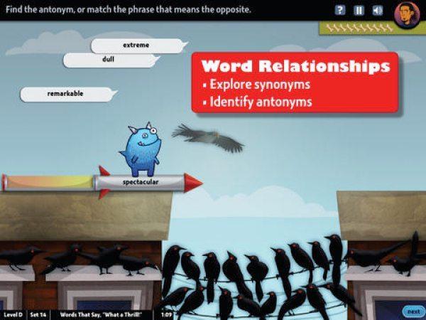 i-Ready World's Worst Pet Vocabulary app pic 2