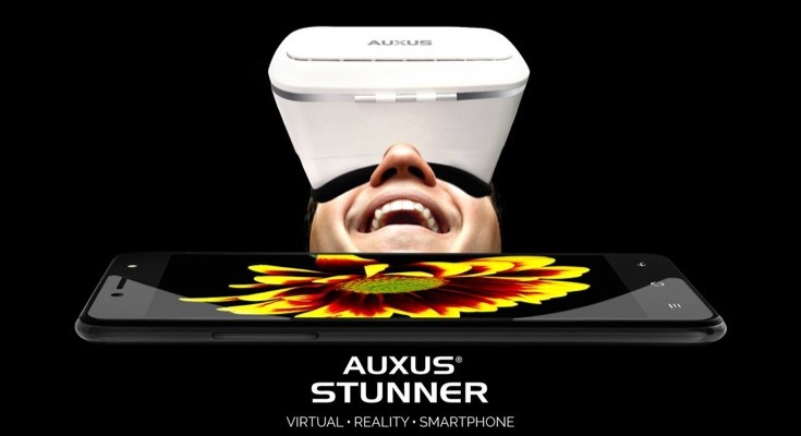 iBerry Auxus Stunner with VR headset limited time bundle price of Rs. 14,990