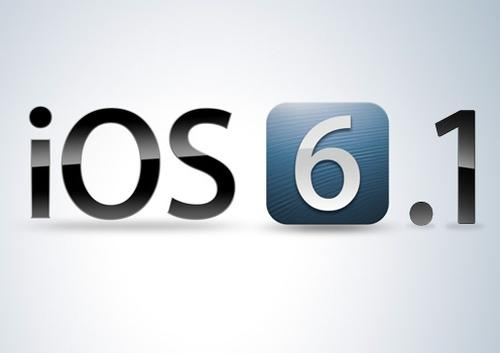 iOS 6.1 release closer as Beta 5 arrives
