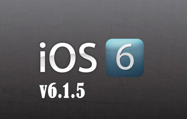 iOS 6.1.5 update for numerous iPhone 5 problems
