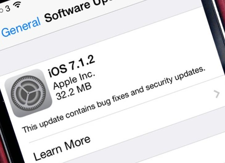 iPhone 5S problems since iOS 7.1.2 update remain