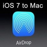 iOS 7 Airdrop to Mac anticipated