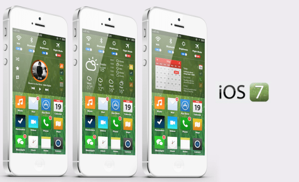 iOS 7- Apple Making It Hard For Imitators A Look On What Apple Did New