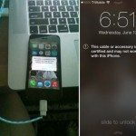 iOS 7 Beta detects, rebukes third-party Lightning cables