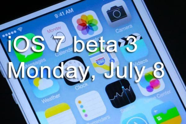 iOS-7-beta-3-expected-today