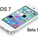 iOS 7 beta 5 countdown for Monday 12th