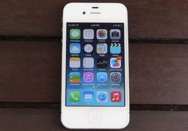 iOS 7 beta, visual review pic 2