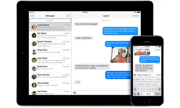 iOS 7 iMessage problems, unstable but fixable