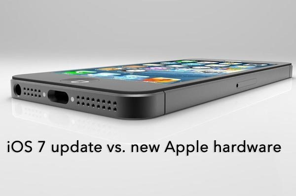New iOS 7 features vs. iPhone 5S, iPad 5 and mini 2