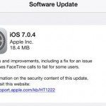 iOS 7.0.4 problems as iOS 7.1 gets closer to release