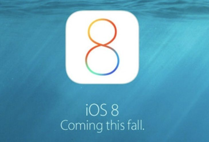 iOS 8 beta 6 download in two days