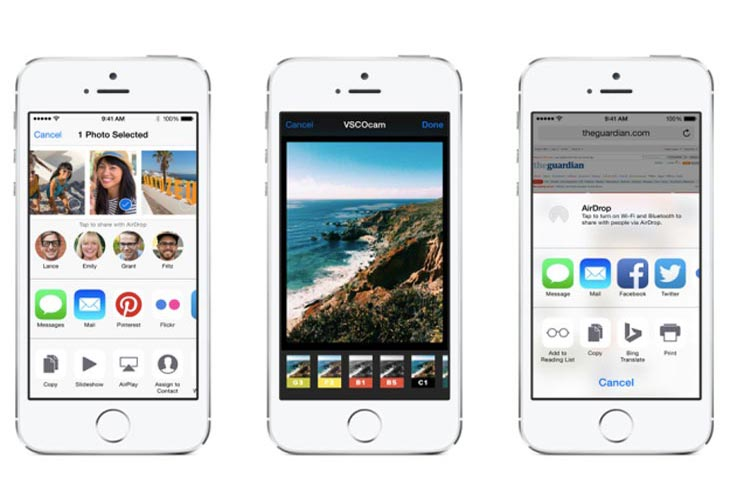 iOS 8 beta 6 joining 7.1.3 release time