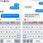 iOS 8 emojis app