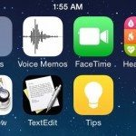 iOS 8 screenshot images show new apps