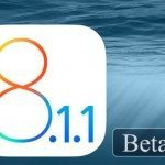 iOS 8.1.1 release on the way b
