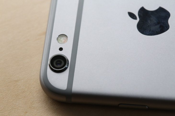 iPhone 6 vs 5S comparison for video stabilization
