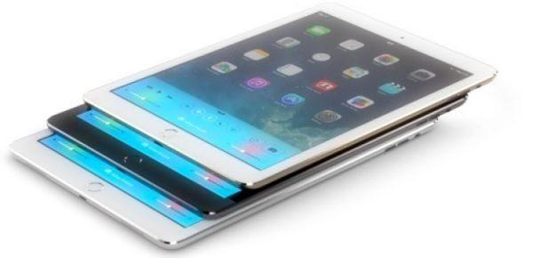 iPad 5, mini 2 fingerprint Touch ID deliberation