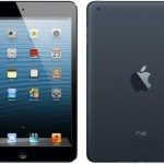 iPad 5 to sport mini-like designed touchscreen