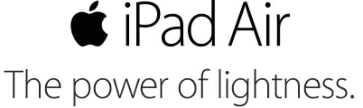iPad Air 2 slimmer than ever b