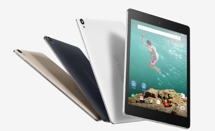 iPad Air 2 vs Nexus 9 b