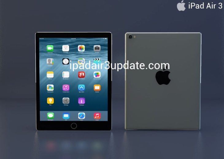 iPad Air 3 design