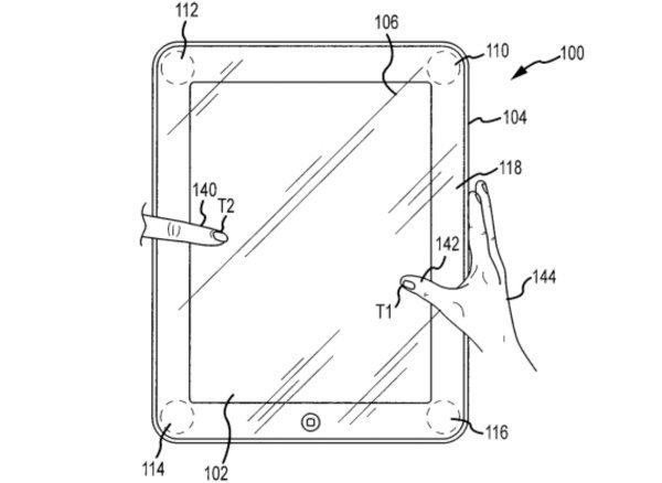 iPad Air Mini 2 could have pressure display