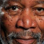 iPad Air art of Morgan Freeman is mind blowing
