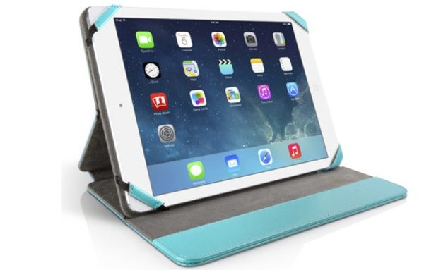 iPad Air case with notch design b