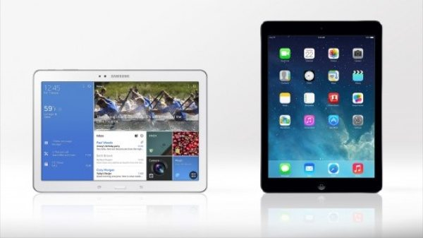 iPad Air vs Galaxy Tab Pro 10.1 specs overview