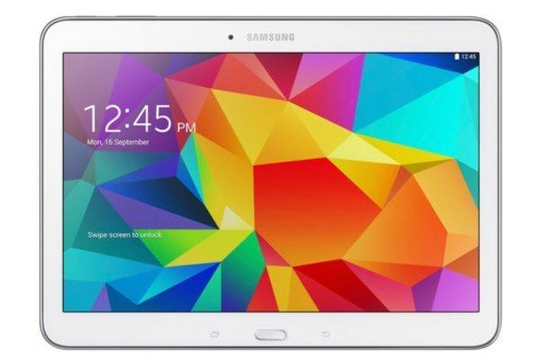 iPad Air vs Samsung Galaxy Tab 4 10.1 b