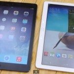 iPad Air vs. Galaxy Note 10.1 2014 Edition video review