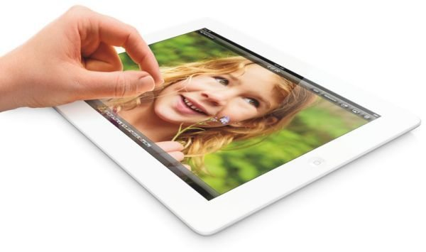 iPad Maxi 12.9-inch tablet, questioning the ridiculous