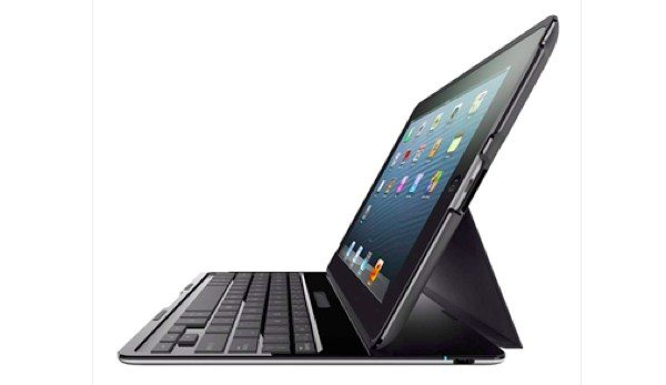 iPad 2, 3 and 4 keyboard case from Belkin releases May, positive review