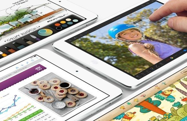 iPad mini 2 vs Samsung Galaxy Tab 4 8.0