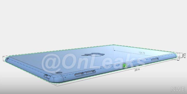 iPad mini 4 leaked video