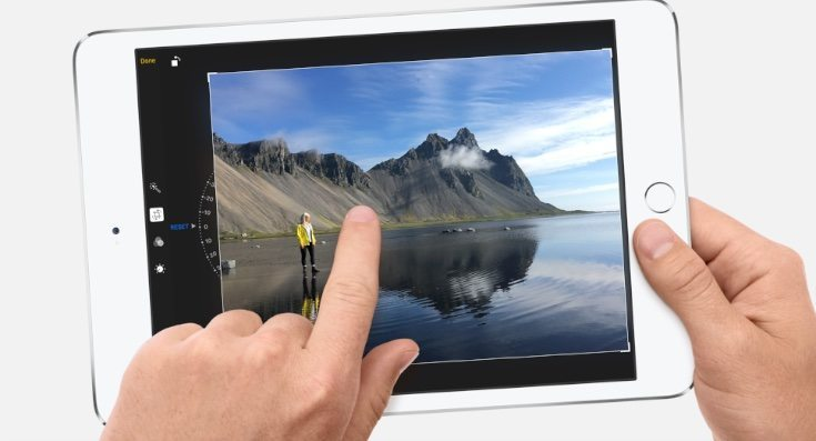 iPad Mini 4 and all the details you need