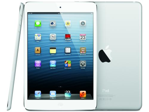 iPad mini release proving more popular than larger model