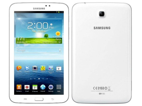 Apple iPad mini vs Samsung Galaxy Tab 3 specs contrast