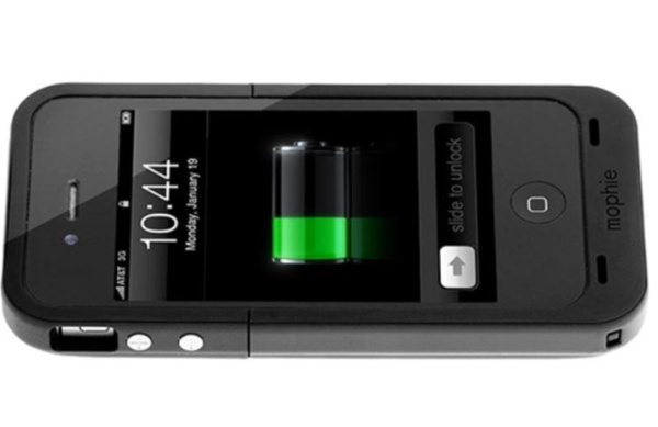 iPhone 4, 4S Mophie Juice battery case price slash