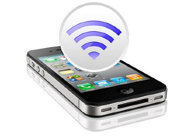 iPhone 4S WiFi problems after iOS 7.0.3, unorthodox fix