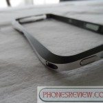 iPhone 5 Aluminium Bumper Case Review Draco Design pic 10