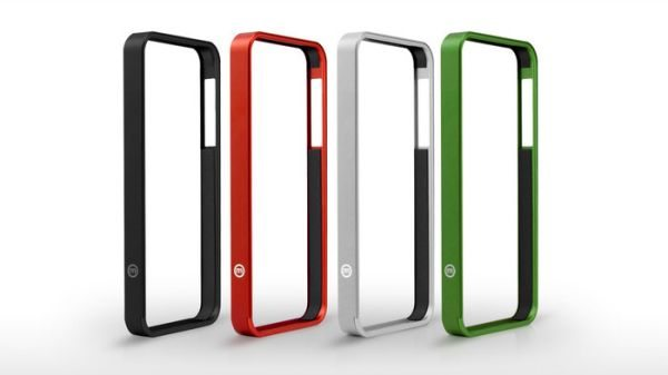 iPhone 5 Bumper case is virtually invisible