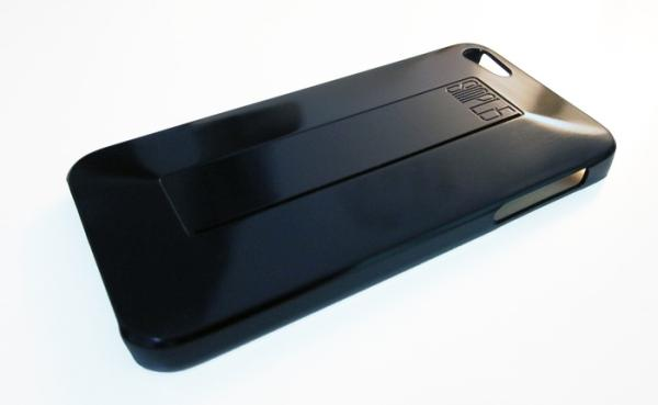iPhone 5 SIMPLcase case stores SIM cards & eject tool