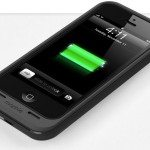 iPhone 5 battery life doubled with Mophie juice pack plus