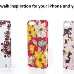 iPhone 5 cases adds fashionable catwalk inspiration