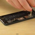iPhone 5 removable battery in simple video